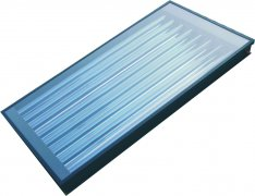 Heat Pipe Flat Panel Collector